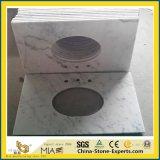 중국 Carrara 대리석 또는 화강암 또는 석영 호텔 식사를 위한 돌 탁상용 (백색 까맣고 또는 회색 또는 노랗고 또는 빨갛고 또는 분홍색 브라운 또는 베이지색 또는 Green/G682/G654/G603/G664/Kitchen/Bathroom)