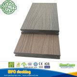 Imperméable en plastique en bois composite Co-Extrusion WPC Decking
