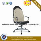 現代オフィス用家具の旋回装置の革執行部の椅子(NS-8049B)