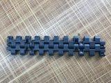 Hairise Transportband van Type har-1506 van Hoogte van 0.5 Duim de Plastic Vlakke