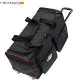 Bagage de molleton d'ordinateur portatif de course d'affaires de 19 pouces à roues/roulement/sac de chariot
