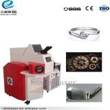 보석 금 세공인 또는 금 짜개진 조각 백금을%s 소형 Laser 용접 기계