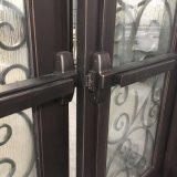 2018新式の錬鉄のドアのWindowsのドア