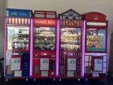 卸し売りイギリス様式のおもちゃの爪のゲームのキャビネットはカスタマイズした