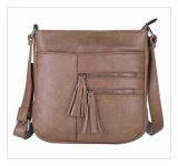 PU女性革ハンドバッグデザイナー高品質のメッセンジャー袋(WDL0948)