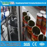 자동적인 통조림으로 만드는 음료/주스/맥주 캔 충전물 기계