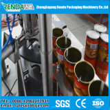 Máquina de rellenar de enlatado automática de la poder de la bebida/del jugo/de cerveza