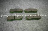 Garnitures de frein chinoises de frottement d'usine 04466-60080 pour Toyota