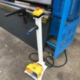 máquina de dobragem chapa metálica 160toneladas 3200mm máquina de dobragem hidráulica CNC