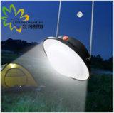 Kampierendes Solarlicht, Weiß, 60PCS BAD Phi5 LED, 3.5W, 360lm, Mode100% beleuchtend, 60%, 30% Blitz, PAS, im Freien Garten/Wand/Hof/Bahn/Datenbahn-Lampe