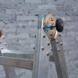 Multifunktionsaluminiumprofil-Aluminium-Strichleiter
