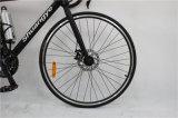 700c 타이어 48V 250W 모터 전기 도로 자전거