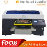A2 크기를 가진 기계 디지털 DTG 직물 인쇄 기계를 인쇄하는 탁상용 t-셔츠