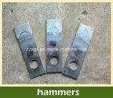 De Molen van de Hamer van de Maïs van de Maalmachine van de Biomassa van de efficiency voor de Installatie van het Voer van het Vee