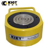 Cilindro de elevación hidráulico de Rsm de la serie de la venta caliente de efecto simple de Kiet