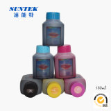 color universal de la tinta 6 de la sublimación del tinte de 150ml 500ml 1000ml China