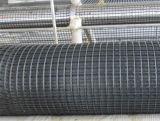 Vetroresina lavorata a maglia filo di ordito Geogrid di allungamento di 3% per il rinforzo del pendio