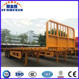 3 EIXOS 60 toneladas 40FT Recipiente de mesa Truck reboques