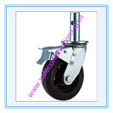 Sicheres Baugerüst-Rad für Aufbau