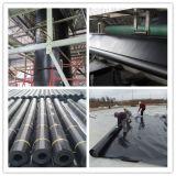 HDPE Geomembrane для подкладки запруды