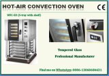 Comercial del fabricante de combinación de almacenamiento de gas con horno, horno de convección de aire caliente y la fermentación