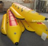 Liya bateau banane gonflable tube PVC bateau avec la certification CE