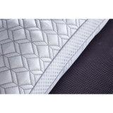 Almohadilla de la espuma de la memoria de la rodilla de la almohadilla de la media luna con la cubierta movible del algodón