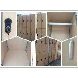 Fabricante de China el armario de HPL de perfiles de aluminio