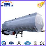 半トレーラーの重油の/Diesel/水輸送のタンカーのトレーラー