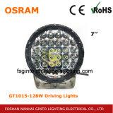 7 '' indicatori luminosi del lavoro di azionamento di Osram contabilità elettromagnetica RFI LED per l'automobile (GT1015-128W)