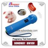 Test de grossesse de chèvre, batterie conduit à un prix abordable, test de grossesse de l'élevage de bétail, appareil à ultrasons, de matériel vétérinaire,Testeur de reproduction, de chèvre