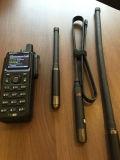 Niedriges VHF-Band-Handradiolautsprecherempfänger im Band 37-50MHz