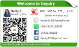 Der Elektrizitäts-Kosten-4000W für Hauptim freiengebrauch sparen Solar Energy Generator