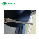 Panel revestido de madera del lustre de la alta calidad HPL el alto