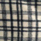 Tejido de lana de vellón de lana se comprueba el vestido, tejido traje tejido de prendas de vestir, Textil