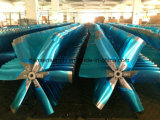 Ventilateur d'extraction de ventilation de Foshan pour l'usage de ferme avicole de serre chaude