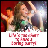 Disco Party voyants indiquent pour les Parties mariage