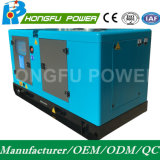 Reserve Diesel van de Macht 88kw/110kVA Super Stille Generator met de Motor van Cummins met Diepzee