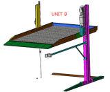 Pfosten-Auto-Aufzug-Garage-Gerät der Handelsgüte-vier
