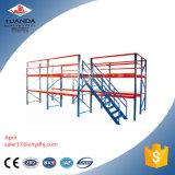 Оборудование для хранения чердак стиле полках склада Loft для установки в стойку