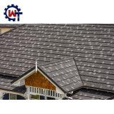 長い耐用年数の石の上塗を施してある金属のMilnaoの屋根瓦