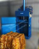 Máquina de embalaje hidráulica de la válvula Vms20-8060 de las industrias controladas manuales del reciclaje inútil