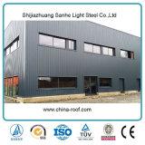 Edificio de la estructura de acero del almacén del taller de la fabricación del diseño con la certificación del SGS