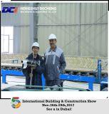 Tarjeta de yeso de la construcción que hace la maquinaria (tipo DCIB600)