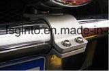 consola de montaje de aluminio 3inch para la barra ligera del LED (76m m)