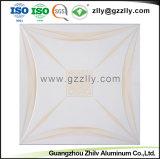 建築材料のお金のISO9001の整形アルミニウムパネルの天井