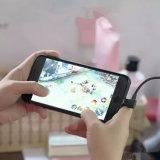 3 en 1 L cable magnético del USB de la talla para el micr3ofono/la iluminación/el tipo móvil de C
