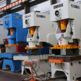 Jh21 prensa elétrica equipamento para que façam parte da folha de perfuração com PLC China Fabricante