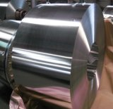 Bobina de folha de flandres privilegiada para aerossóis pode Química Lata acabamento brilhante