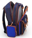 Mochila coreano Saco de ombro com duas crianças personalizada mochila 1-3-6 Grau meninos/ Meninas